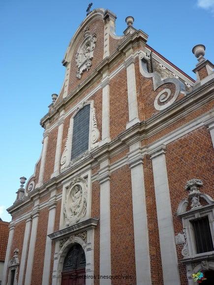 Igreja Ortodoxa - Bruges - Belgica
