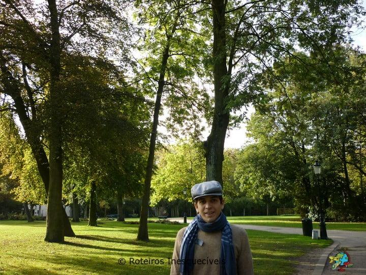 Minnewaterpark - Bruges - Belgica