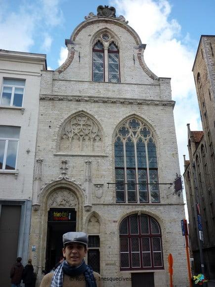 Museu da Batata Frita - Bruges - Belgica