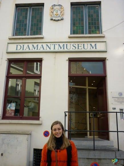 Museu do Diamante - Bruges - Belgica