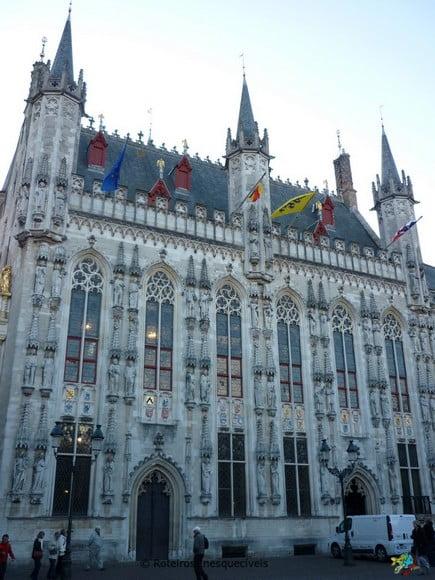 Prefeitura - Bruges - Belgica
