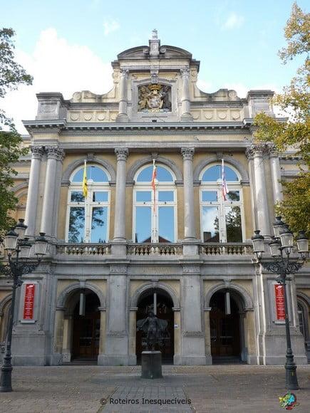 Teatro - Bruges - Belgica