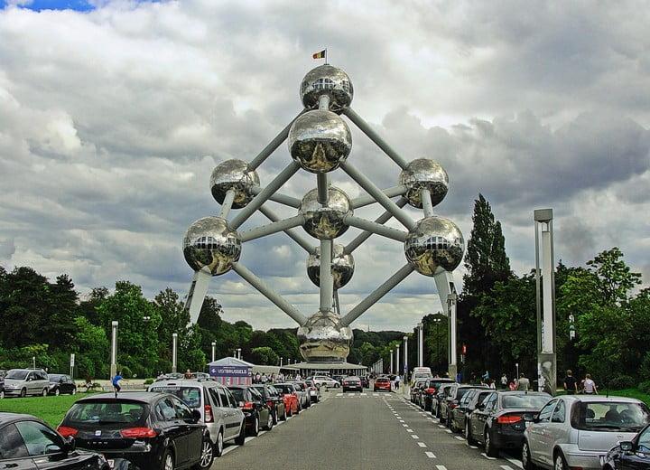 Atomium - Bruxelas - Belgica