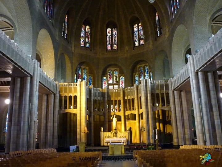 Basilica Sagrado Coracao - Bruxelas - Belgica