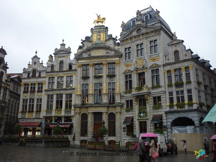 Grand Place - Bruxelas - Belgica
