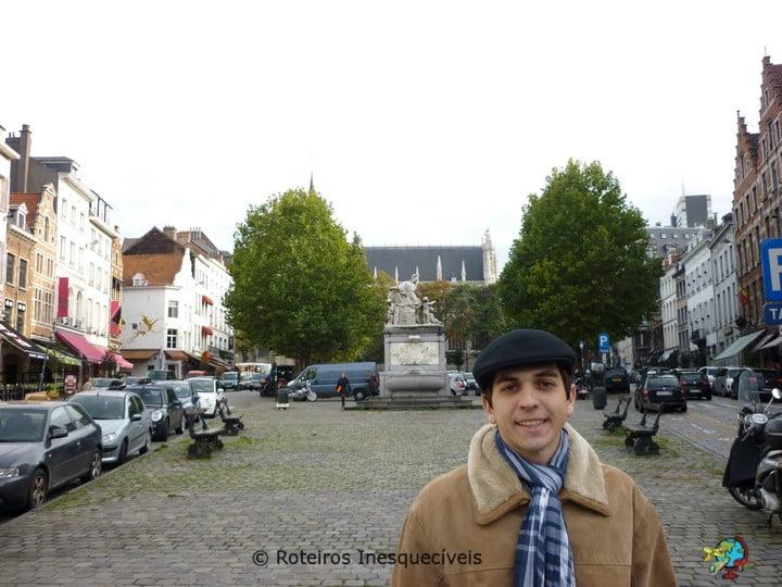 Grand Sablon - Bruxelas - Belgica
