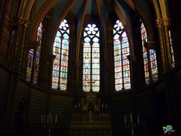 Igreja Notre-Dame de la Chapelle - Bruxelas - Belgica