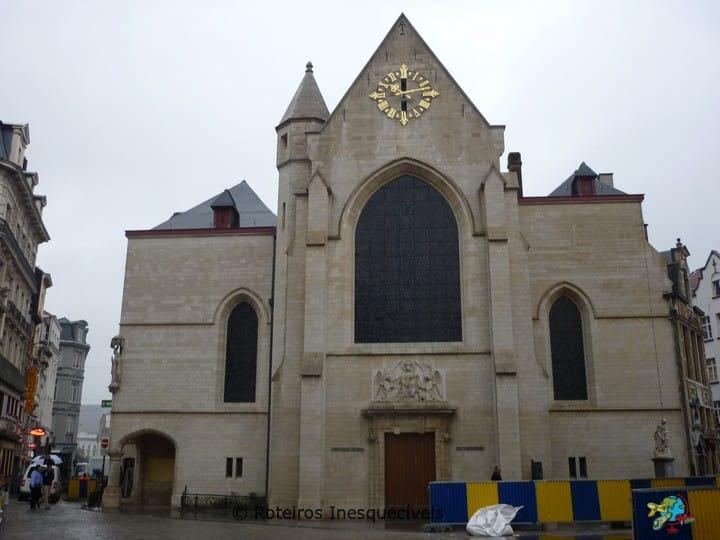 Igreja Sao Nicolau - Bruxelas - Belgica