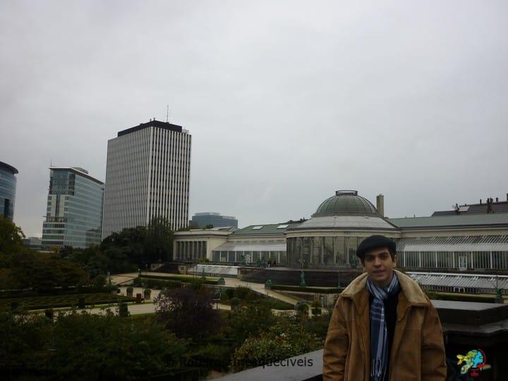 Jardim Botanico - Bruxelas - Belgica