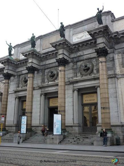 Museu de Belas Artes - Bruxelas - Belgica