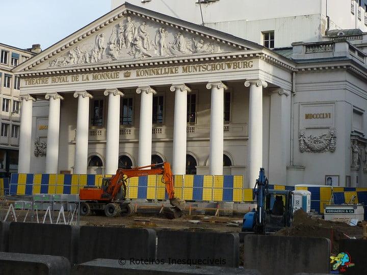 Opera - Bruxelas - Belgica