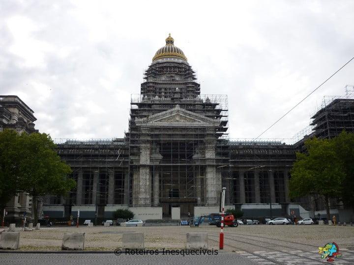 Palacio de Justica - Bruxelas - Belgica
