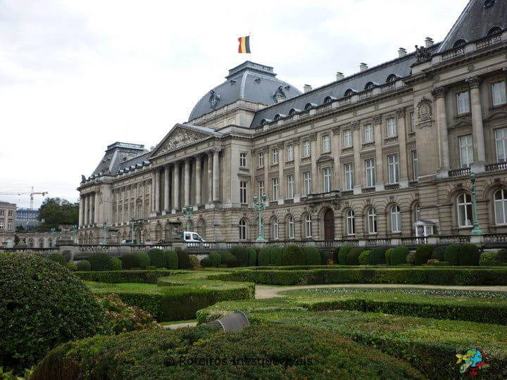 Palacio Real - Bruxelas - Belgica