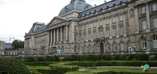 Palacio Real - Bruxelas - Bélgica