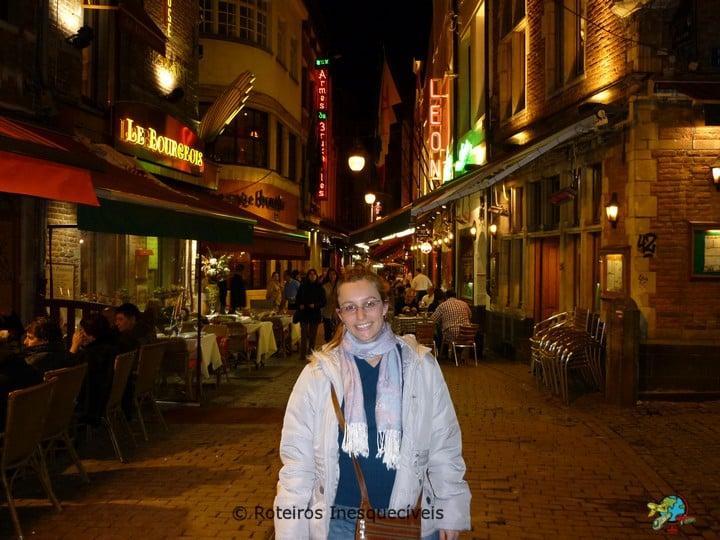 Rue de Bouchers - Bruxelas - Belgica