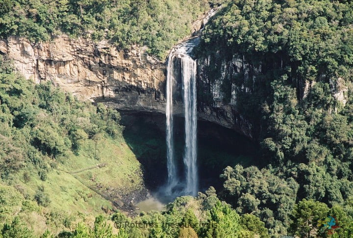 Cascata Caracol - Canela - Serra Gaucha