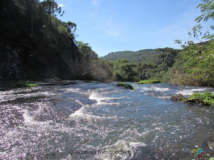 Corredeiras do Caracol - Canela - Serra Gaucha