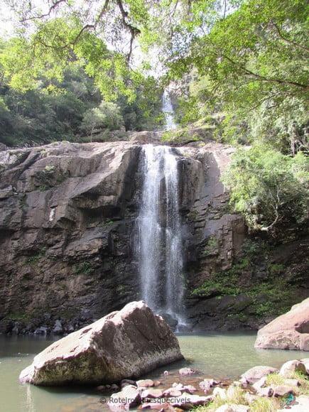 Rio Cai - Parque Ferradura - Canela - Serra Gaucha