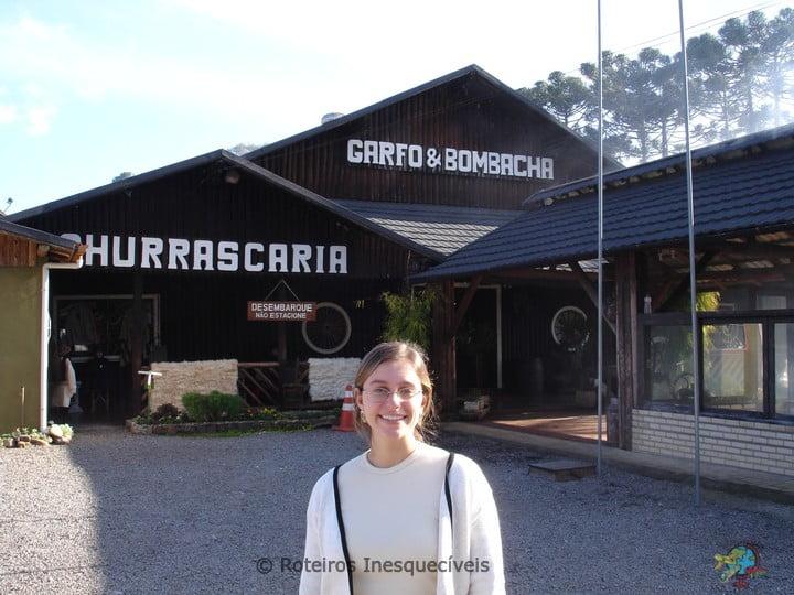 Garfo e Bombacha - Canela - Serra Gaucha