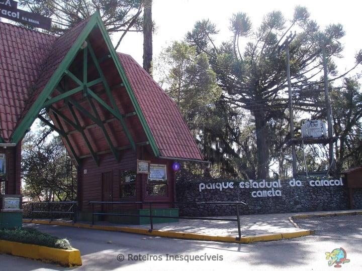 Parque Caracol - Canela - Serra Gaucha