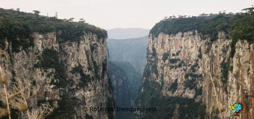 Canyon do Itaimbezinho - Aparados da Serra - Serra Gaucha