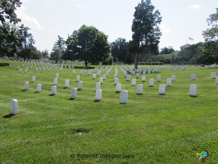 Cemiterio de Arlington - Washington - Estados Unidos