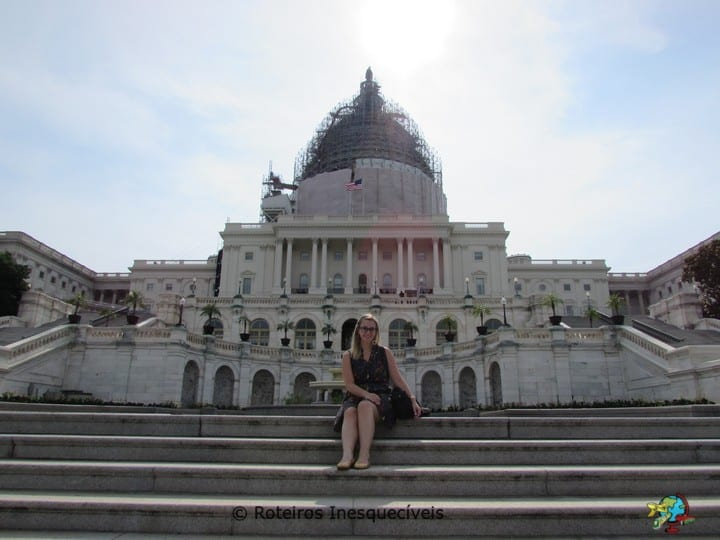 Capitolio - Washington - Estados Unidos