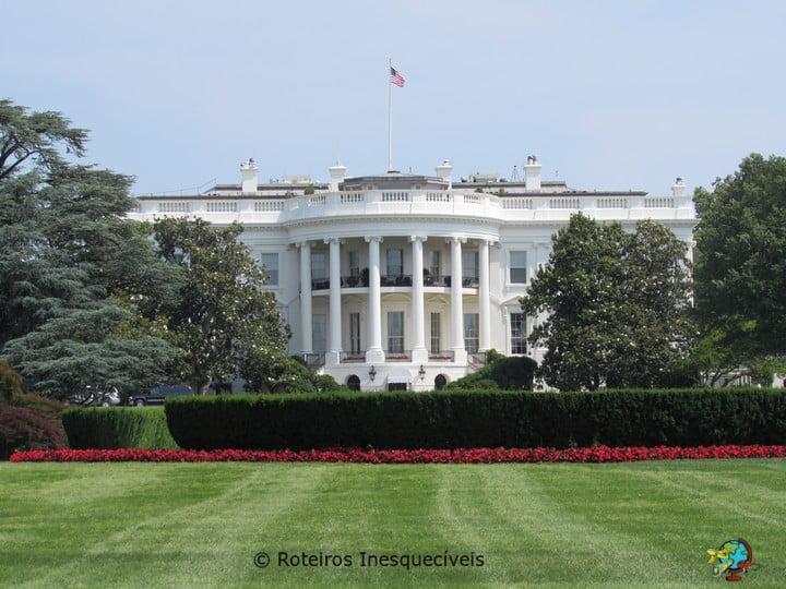 Casa Branca - Washington - Estados Unidos