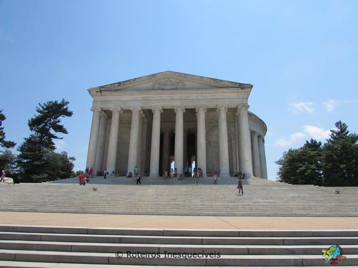Thomas Jefferson Memorial - Washington - Estados Unidos