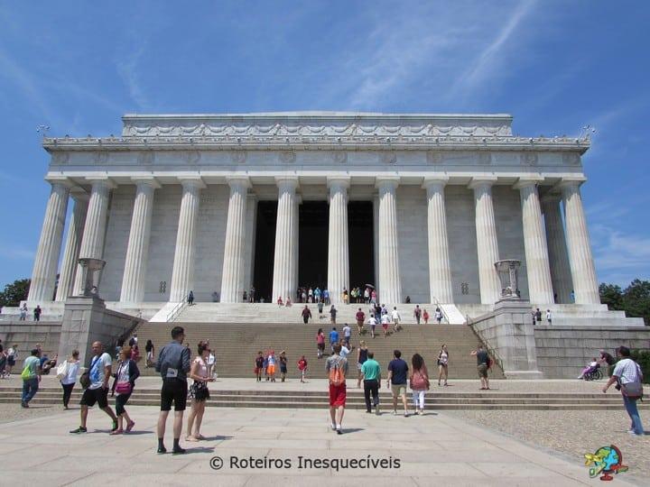 Lincoln Memorial - Washington - Estados Unidos