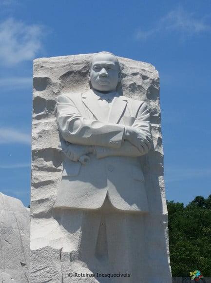 Martin Luther King Jr Memorial - Washington - Estados Unidos
