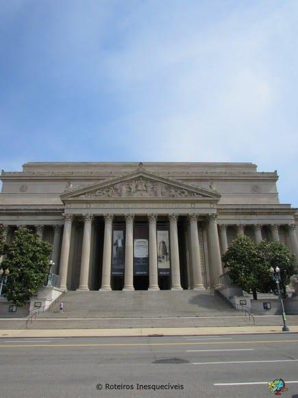 National Archives - Washington - Estados Unidos