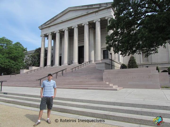 National Art Gallery - Washington - Estados Unidos