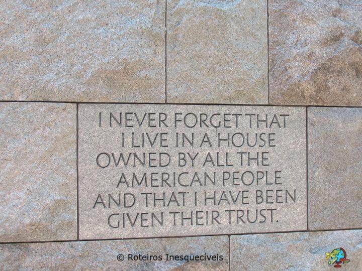 Roosevelt Memorial - Washington - Estados Unidos