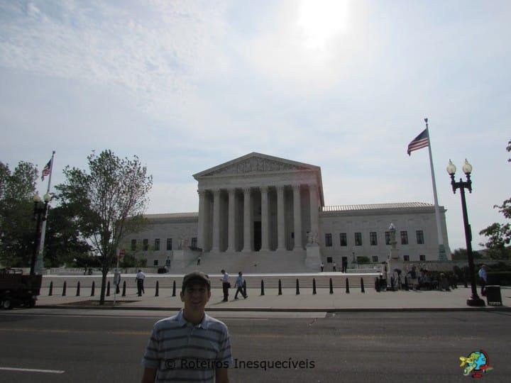 Suprema Corte - Washington - Estados Unidos
