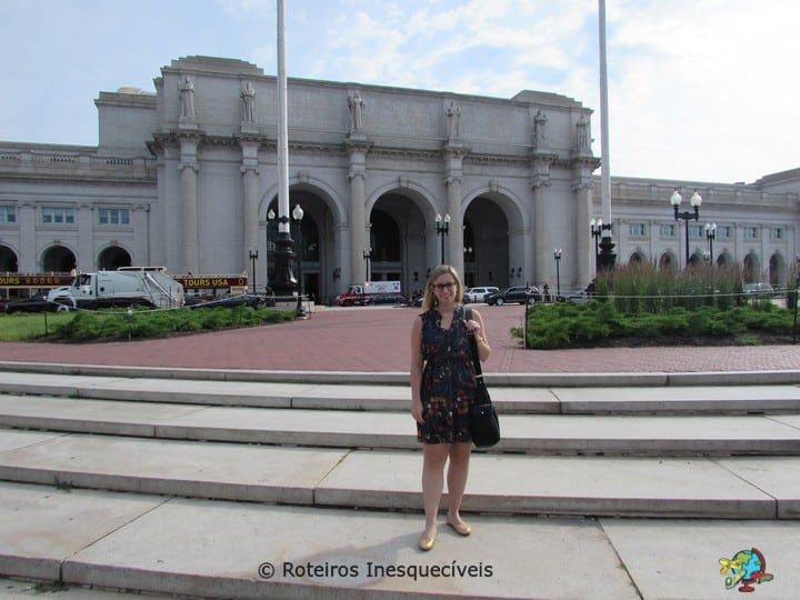 Union Station - Washington - Estados Unidos