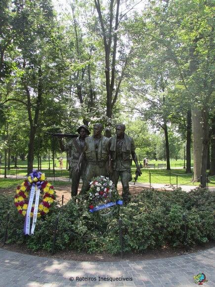 Three Soldiers - Washington - Estados Unidos