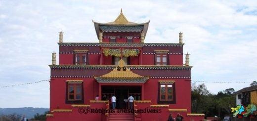 Templo Budista - Gramado - Serra Gaucha