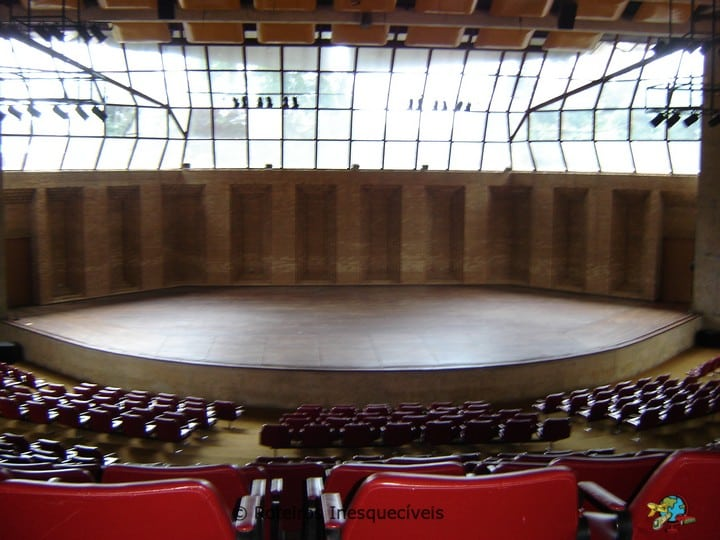Auditorio Claudio Santoro - Campos do Jordao