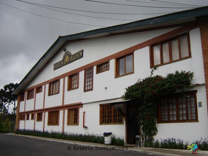 Cervejaria Baden Baden - Campos do Jordao