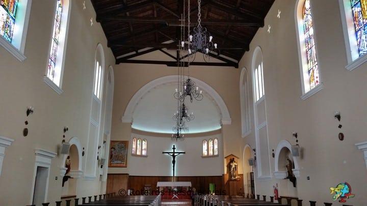 Igreja Sao Benedito - Capivari - Campos do Jordao