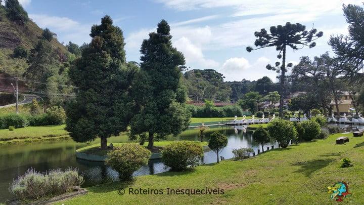 Parque Ecologico - Estacao Emilio Ribas - Campos do Jordao