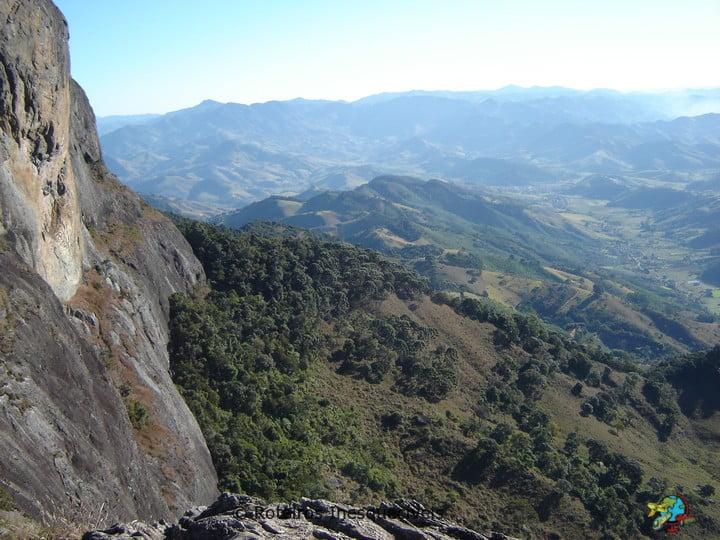 Pedra do Bau - Campos do Jordao