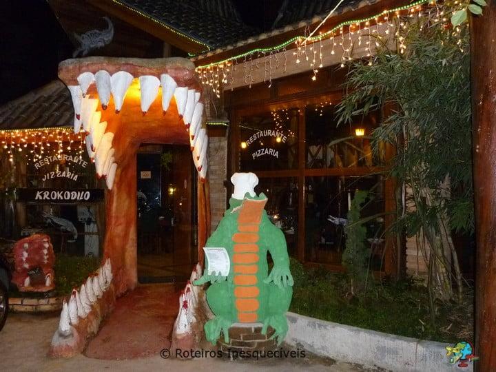 Restaurante Krokodilo - Campos do Jordao