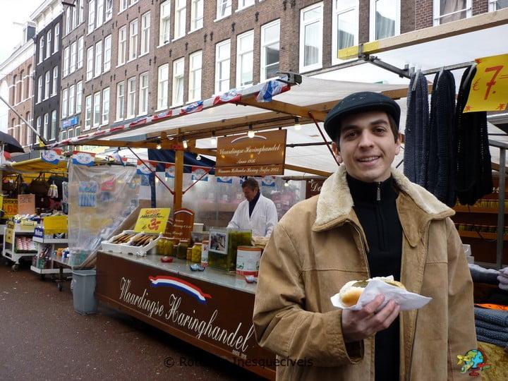 Albert Cuypmarkt - Amsterdam - Holanda