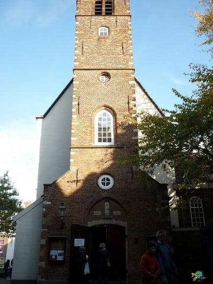 Engelse Kerk - Begijnhof - Amsterdam - Holanda
