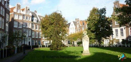 Begijnhof - Amsterdam - Holanda