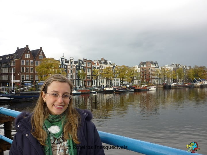 Rio Amstel - Amsterdam - Holanda