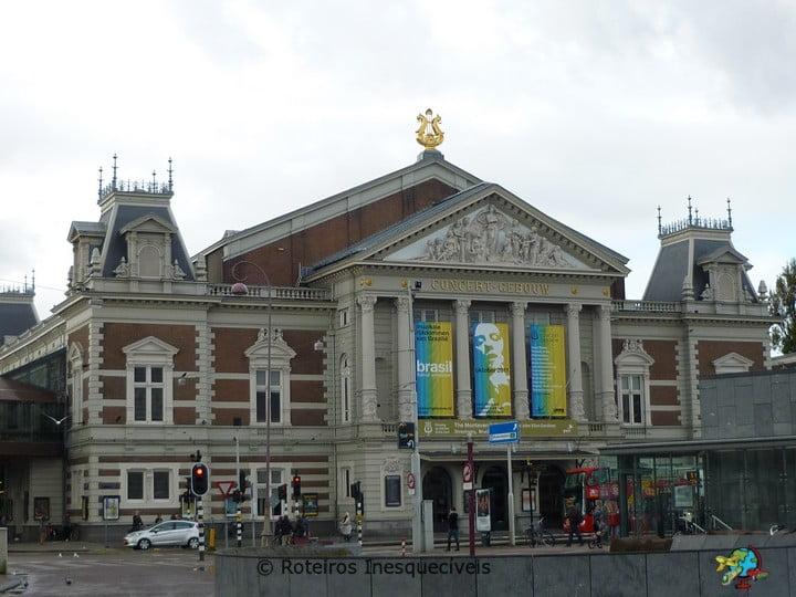 Concertgebouw - Amsterdam - Holanda