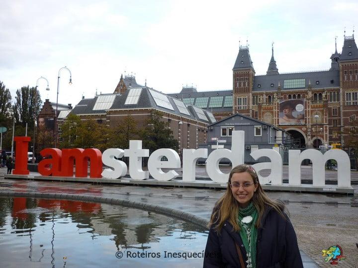 I Am Amsterdam - Amsterdam - Holanda